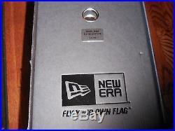 Derek Jeter New Era Limited Edition 6 Hat Pack Box Rare 2/180 Jersey Number