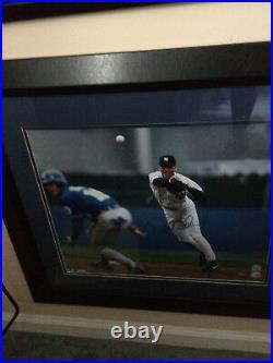Derek Jeter Opening Day 1996 Rare Rookie Year 16x20 Steiner & MLB Authentication