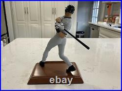 Derek Jeter Personally Hand Signed Figurine by Salvino not Gartlan DS-Rare