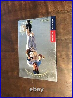 Derek Jeter Rookie 1993 Upper Deck SP Foil #273 RARE ROOKIE RC Great Condition