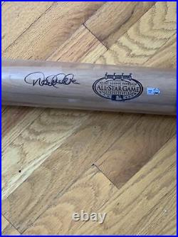 Derek Jeter Signed 2008 AS Game Model Bat Auto Yankkes MLB Authenticated Rare