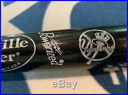 Derek Jeter Signed 2674 HIT LEADER SHORT STOP Game Model Bat MLB EK057100 RARE