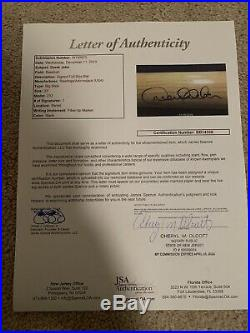 Derek Jeter Signed Baseball Bat JSA Certified Auto Rookie Era Autograph Rare