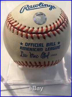 Derek Jeter Signed Baseball Steiner Certified Autograph Roy 96 Ws 00 As Mvp Rare
