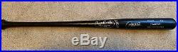 Derek Jeter Signed Game Model Baseball Bat Guarenteed Authentic Auto HOF Rare