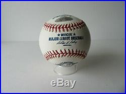 Derek Jeter Signed Yankee 100th Anniversary MLB Baseball, Steiner Mint Rare