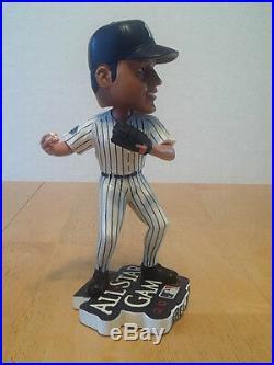Derek Jeter Yankees All Star Bobble Bobbleead Super RARE #d 288 New in Orig Box