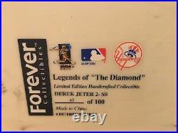 Derek Jeter rare Giant Bobblehead Figure NY Yankees