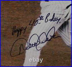 Derek Jeter signed autographed 16x20 photo! RARE! Steiner COA