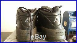 Men's Size 8.5 Air Jordan Derek Jeter Turn 2 RE2PECT New York Yankees RARE Retro