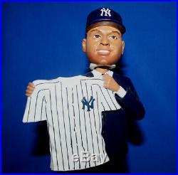 New MLB Super Rare Derek Jeter Draft Day Yankees Bobblehead home jersey 2