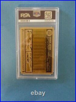 PSA 10 GEM MINT 2010 Topps Heritage Derek Jeter /561 Chrome Refractor Rare HOF