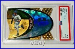 PSA 9 Rare 1997 SPX Gold Derek Jeter Card MINT POP 10 Yankees