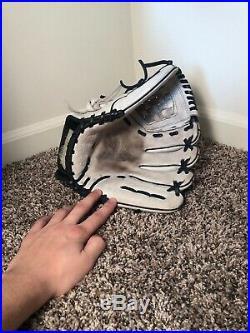 RARE DEREK JETER Rawlings heart of the hide 11.5 Pro Preferred Baseball Glove