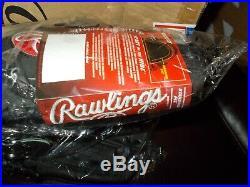RAWLINGS Heart of Hide Derek Jeter 11.5 V-web Infield Glove RHT- PRODJ2DS RARE