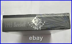 Rare 1993 Upper Deck SP Foil Baseball Factory Sealed Hobby Box Jeter RC