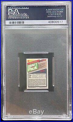 Rare Beauty- 1993 Topps Micro #98 Derek Jeter Psa 10 Gem Mint Low Population