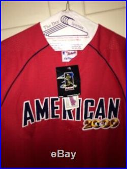 Rare Derek Jeter Limited ASG 2000 Jersey Large NWT OBO
