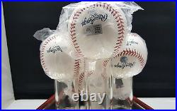 Rare Ny Yankees Core Four Signed Pettitte, Jeter, Rivera Posada Auth By Steiner
