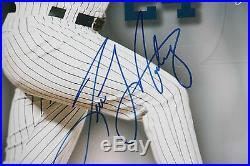 Rare Signed Derek Jeter Tino Martinez 16x20 Photo Steiner Coa Yankees Autograph