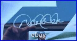Steiner DEREK JETER Signed Jersey Number 2 on 11x14 Photo Yankees Rare Hologram