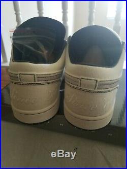 ULTRA RARE Size 11.5 Nike Air Jordan 1 Phat Low Derek Jeter QS